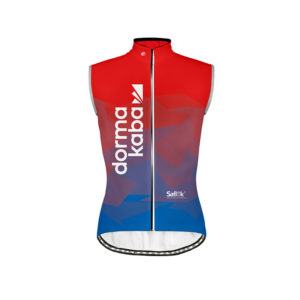 dormakaba sleeveless cycling shirt