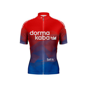 dorka cycling shirt blue